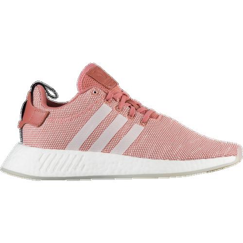 adidas originali nmd r2 le scarpe casual ash rosa
