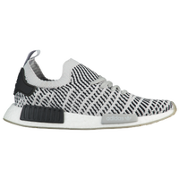 adidas Originals NMD R1 Primeknit - Men\u0027s - White / Grey