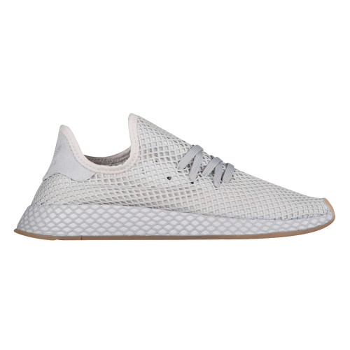 be2ad9766 ... gris foncé Grey Three Four on feet CQ2627 (1) new  adidas Originals Deerupt  Runner - Mens - Casual - Shoes - GreyLight Solid GreyGum great quality ...