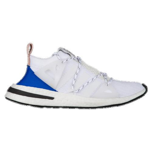 preschool adidas arkyn adidas Originals Arkyn Runner - Womens - Casual - Shoes - WhiteAsh Pearl