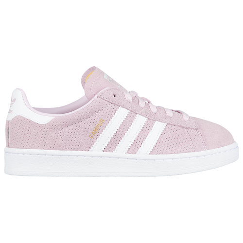 adidas Originals Campus 2 - Boys Preschool - Casual - Shoes - Aero  PinkWhite