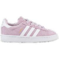 wholesale dealer e2504 84e45 adidas Originals Campus 2 - Boys Toddler - Pink  White