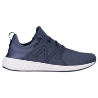 New Balance Fresh Foam Cruz Retro Hoody - Men's - Navy / Navy