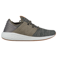 New Balance Fresh Foam Cruz V2 - Men's - Grey / Olive Green