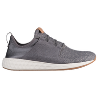 New Balance Fresh Foam Cruz Gum Rubber - Men's - Grey / Off-White