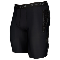 G-Form Pro Sliding Shorts - All Black / Black