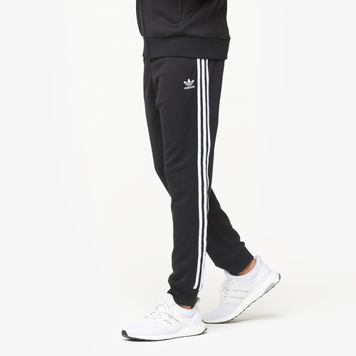 adidas Originals Superstar Track Pants - Men's Casual - Black CW1275