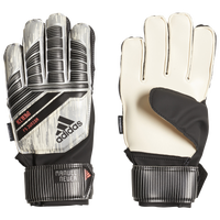 adidas Predator Fingersave Junior GK Gloves - Grade School - Black / White