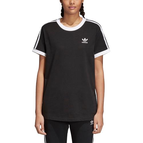 adidas original 3 stripe t shirt