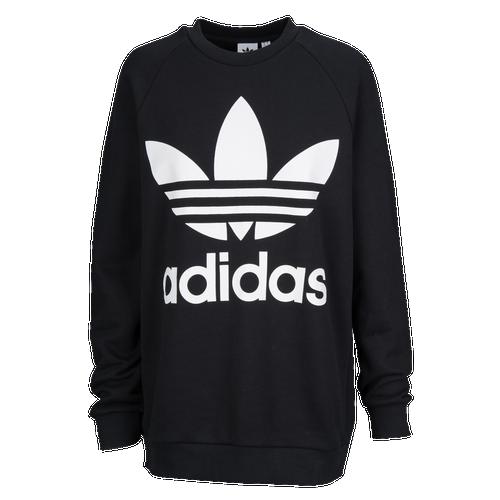 Adidas Originals Adicolor Trefoil Oversized Sweatshirt