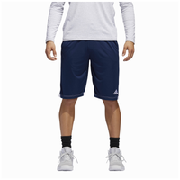 adidas 3G Speed 2.0 Shorts - Men's - Navy / White