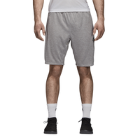 adidas Tango Shorts - Men's - Grey / Grey