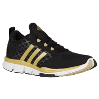 adidas Speed Trainer 2 - Men's - Black / Gold