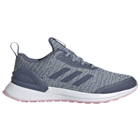 adidas RapidaRun X Knit - Girls' Grade School - Grey