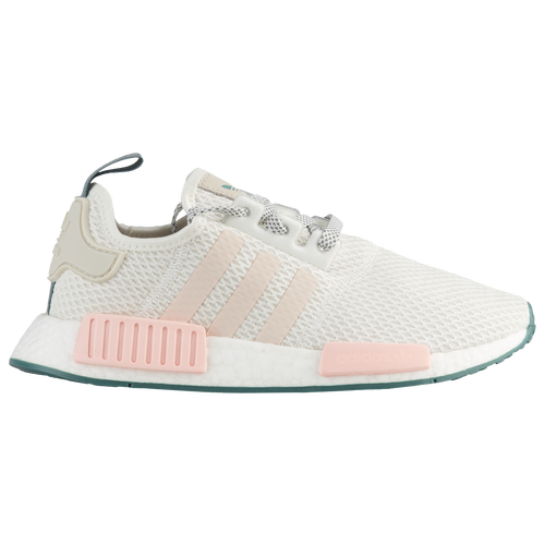 best service 6533c 1492c ... sale adidas originals nmd r1 womens casual shoes cloud white talc icey  pink a3d68 d7b56