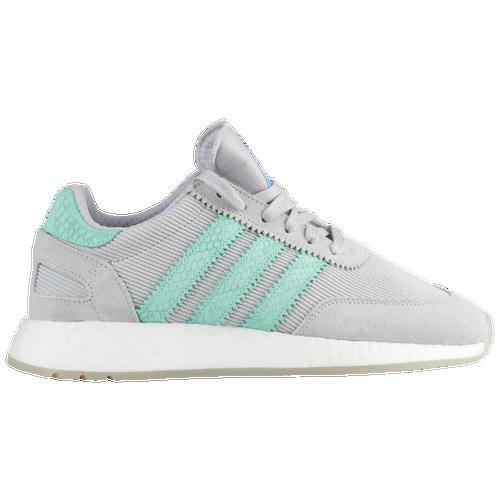 Adidas Originals i 5923 los zapatos ocasionales de las mujeres Solid Grey
