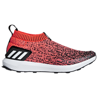 adidas RapidaRun Laceless - Boys' Grade School - Red / Black