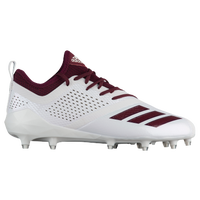 adidas adiZero 5-Star 7.0 - Men's - White / Maroon