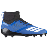 adidas adiZero 5-Star 7.0 Mid - Men's - Blue / White