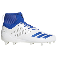 adidas adiZero 5-Star 7.0 Mid - Men's - White / Blue