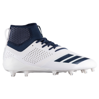 adidas adiZero 5-Star 7.0 Mid - Men's - White / Navy