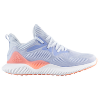 adidas Alphabounce Beyond - Girls' Grade School - Light Blue / Purple