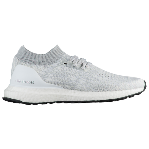 adidas Ultra Boost Uncaged - Boys' Grade School - Running - Shoes -  White/White Tint/Core Black
