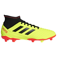adidas Predator 18.3 FG - Men's - Yellow / Black