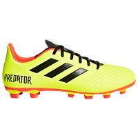adidas Predator 18.4 FG - Men's - Yellow / Black