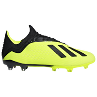 adidas X 18.2 FG - Men's - Yellow / Black