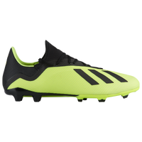 adidas X 18.3 FG - Men's - Yellow / Black