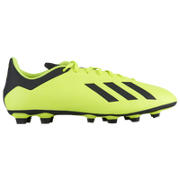 adidas X 18.4 FG - Men's - Yellow