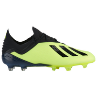 adidas X 18.1 FG - Men's - Yellow / Black