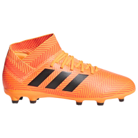 adidas Nemeziz 18.3 FG - Boys' Grade School - Orange