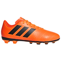 adidas Nemeziz 18.4 FG - Boys' Grade School - Orange