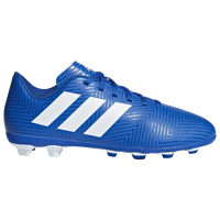online store 501a1 93a4f adidas Nemeziz 18.4 FG - Boys  Grade School - Blue
