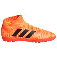 adidas Nemeziz Tango 18.3 TF - Boys' Grade School - Orange