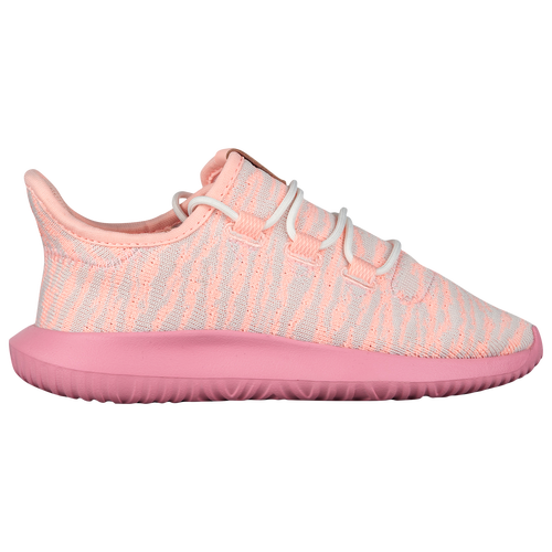preschool adidas Tubular Shadow adidas Originals Tubular Shadow - Boys Preschool - Casual - Shoes - Clear  OrangeLight Pink
