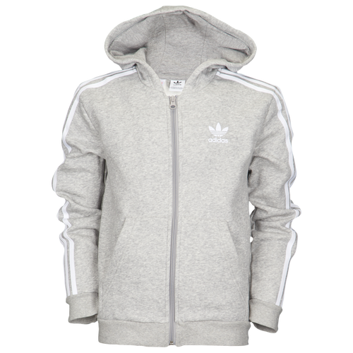 adidas Originals Trefoil Full-Zip Hoodie - Boys  Grade School ... c2b829d96f