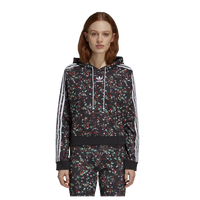 adidas Originals Fashion League Hoodie - Women's - Black / Multicolor