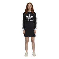 adidas Originals Winter Ease Long-Sleeve Dress - Women's - Black