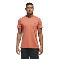 adidas Ultimate Short Sleeve T-Shirt - Men's - Orange / Orange