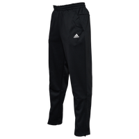 adidas Team Issue Fleece Tapered Pants - Men's - Black / White