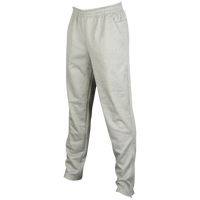 adidas Team Issue Fleece Tapered Pants - Men's - Grey / White