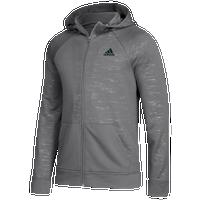adidas Team Electric Full-Zip Hoodie - Men s - Grey d111f5b15
