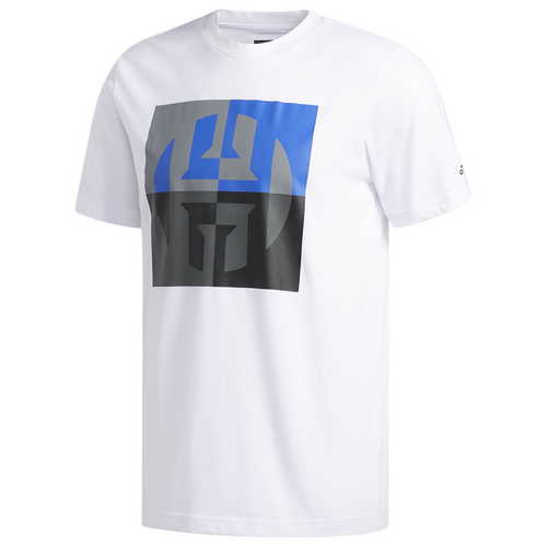 new products 2b37c 63f11 adidas Harden Big Logo T-Shirt - Men's
