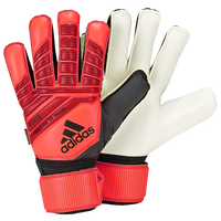 adidas Predator Fingersave Goalie Gloves - Adult - Red
