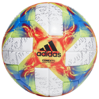 adidas Context19 FIFA Official Match Soccer Ball - White / Multicolor