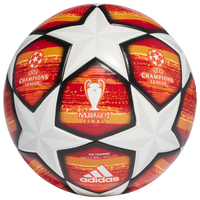 adidas Finale Champions League Training Ball - Red