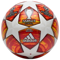 adidas Finale Champions League Official Match - White / Red
